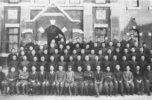 The second graduation photo of Dong-A Engineering Institute's Department of Architecture and Department of Civil Engineering (1942.3)