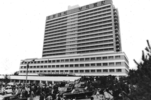 Hanyang University Hospital is opened. (1972.5.3.)