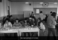 0. 1980. Student council election and vote counting on April 9